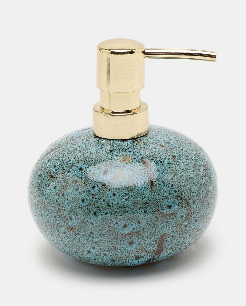 Dispenser sapone bicolor cover