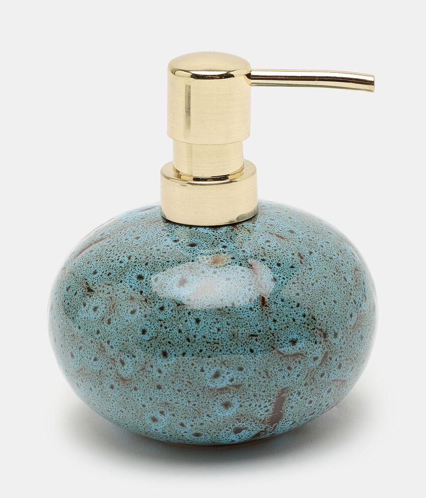 Dispenser sapone bicolor double 1