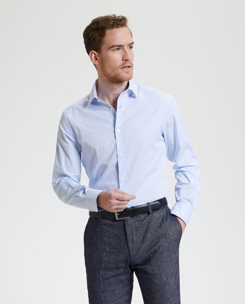 Camicia elegante tinta unita uomo