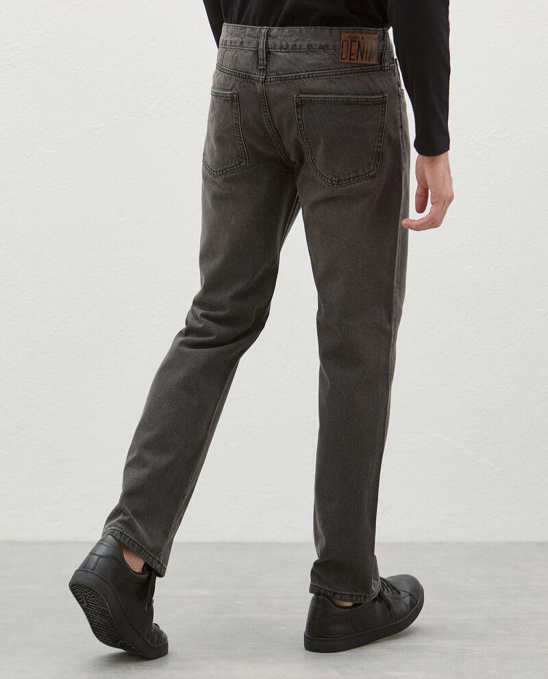 Jeans fit regular uomo single tile 1