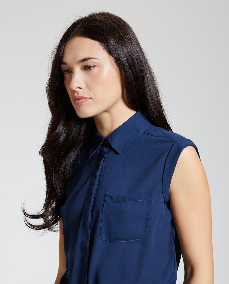 Camicia senza maniche donna single tile 1