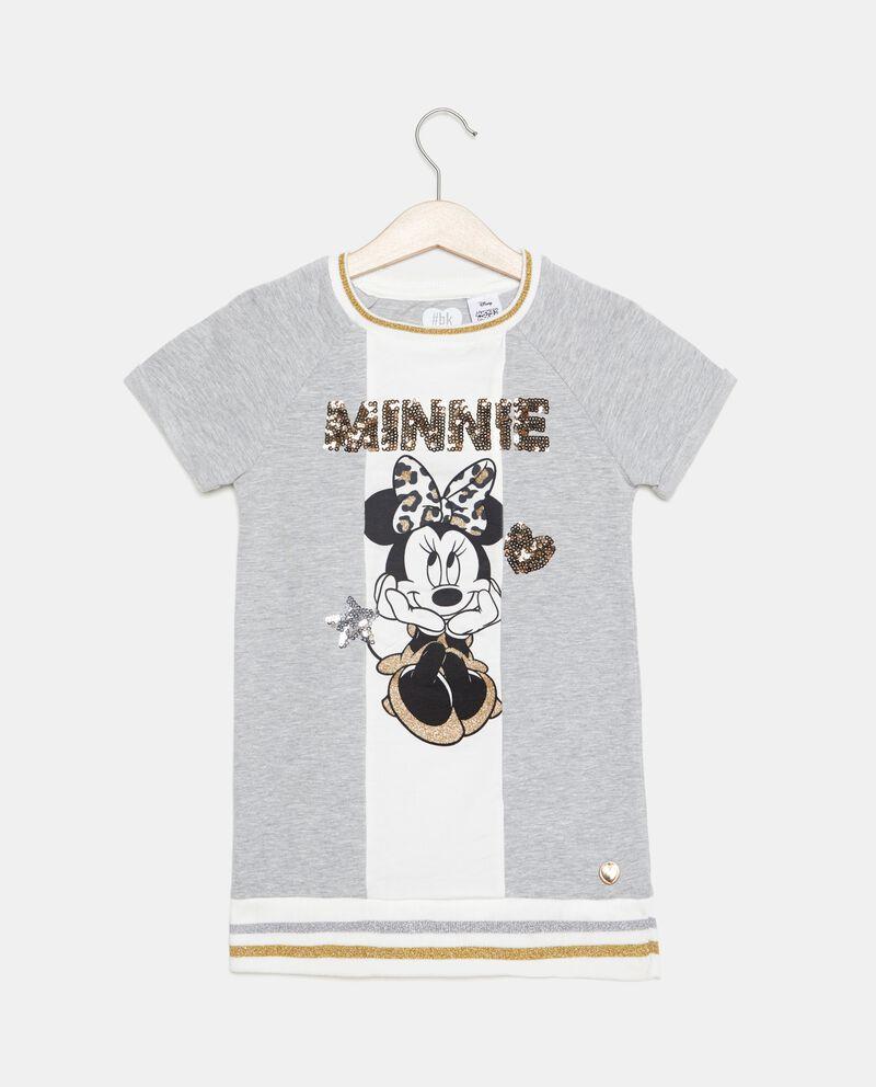 Vestito con banda Minnie bambina