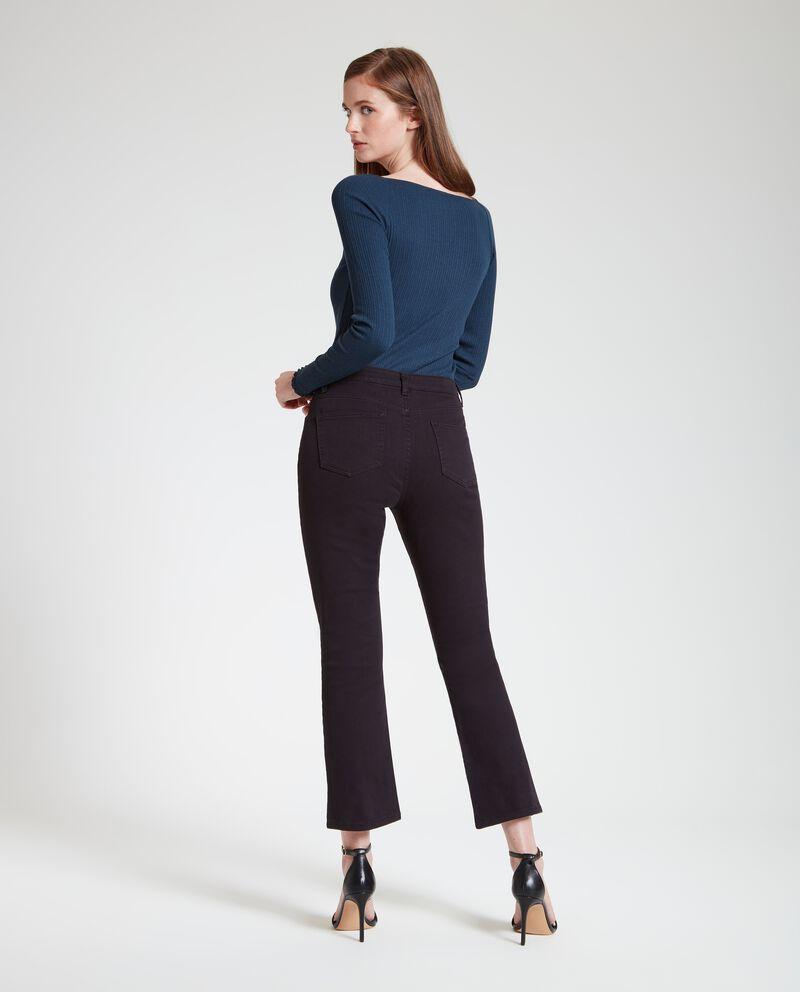 Pantaloni sgambati donna single tile 1