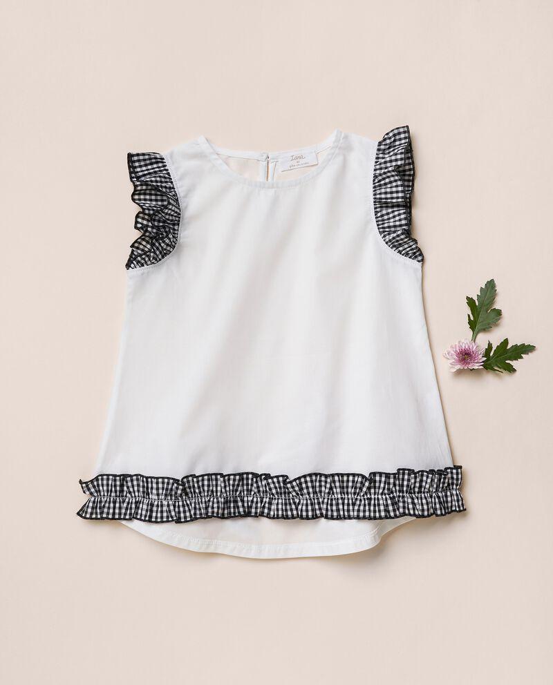 Camicia in cotone stretch MADE IN ITALY