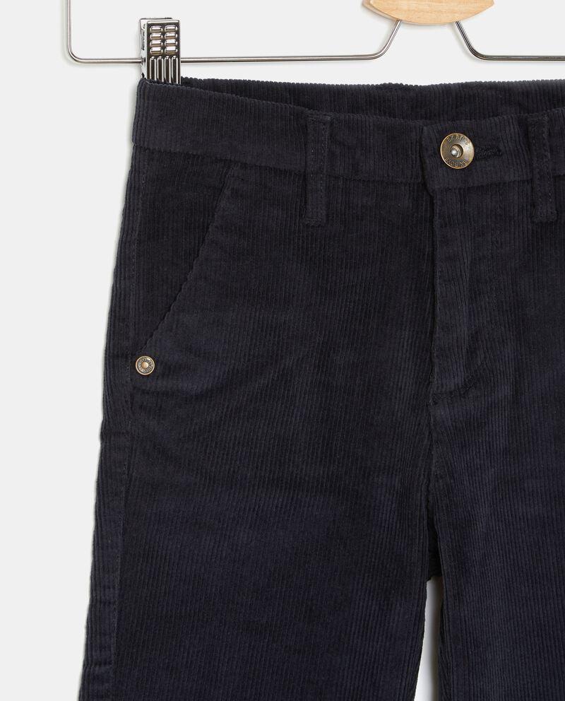 Pantaloni a righine bambino