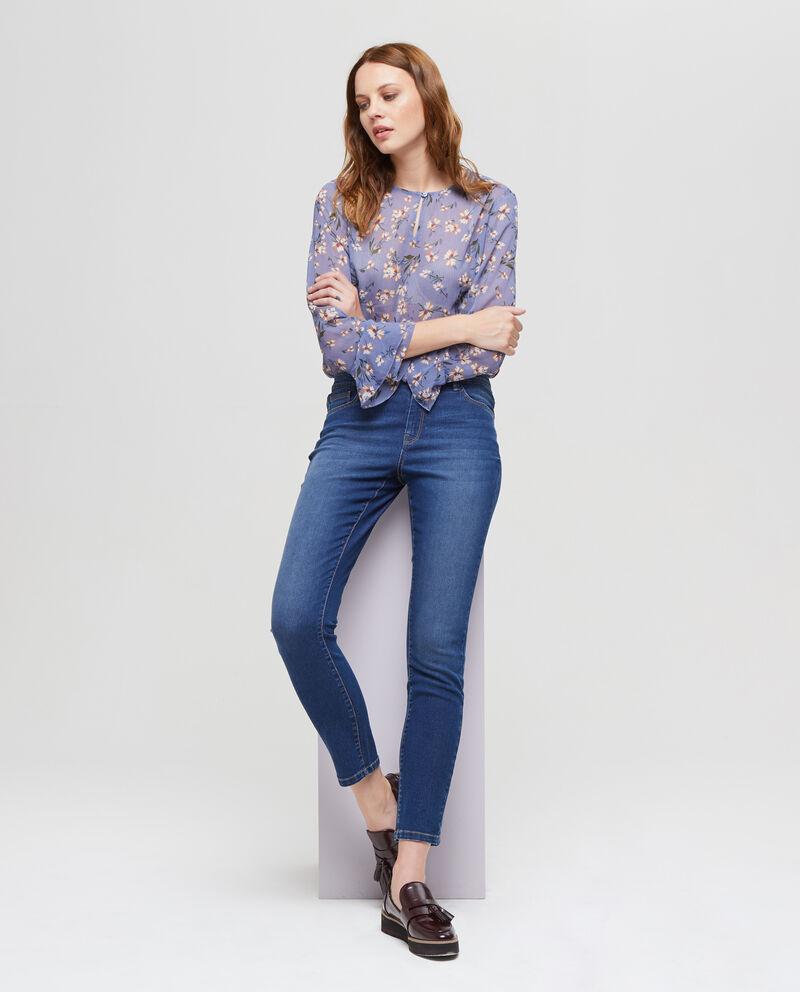 Jeans stretch cinque tasche