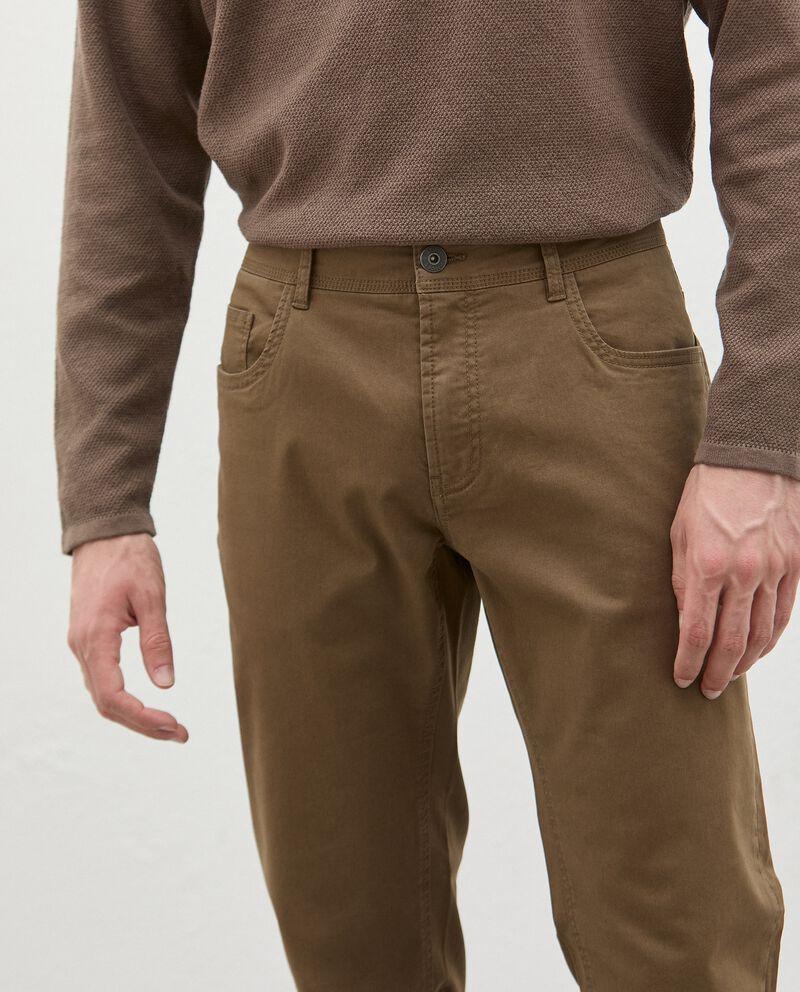 Pantaloni classici cinque tasche uomo single tile 2