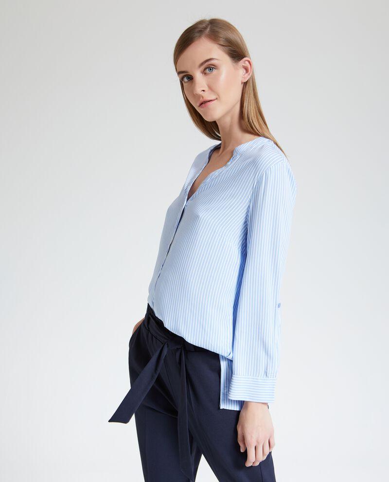 Blusa coreana donna