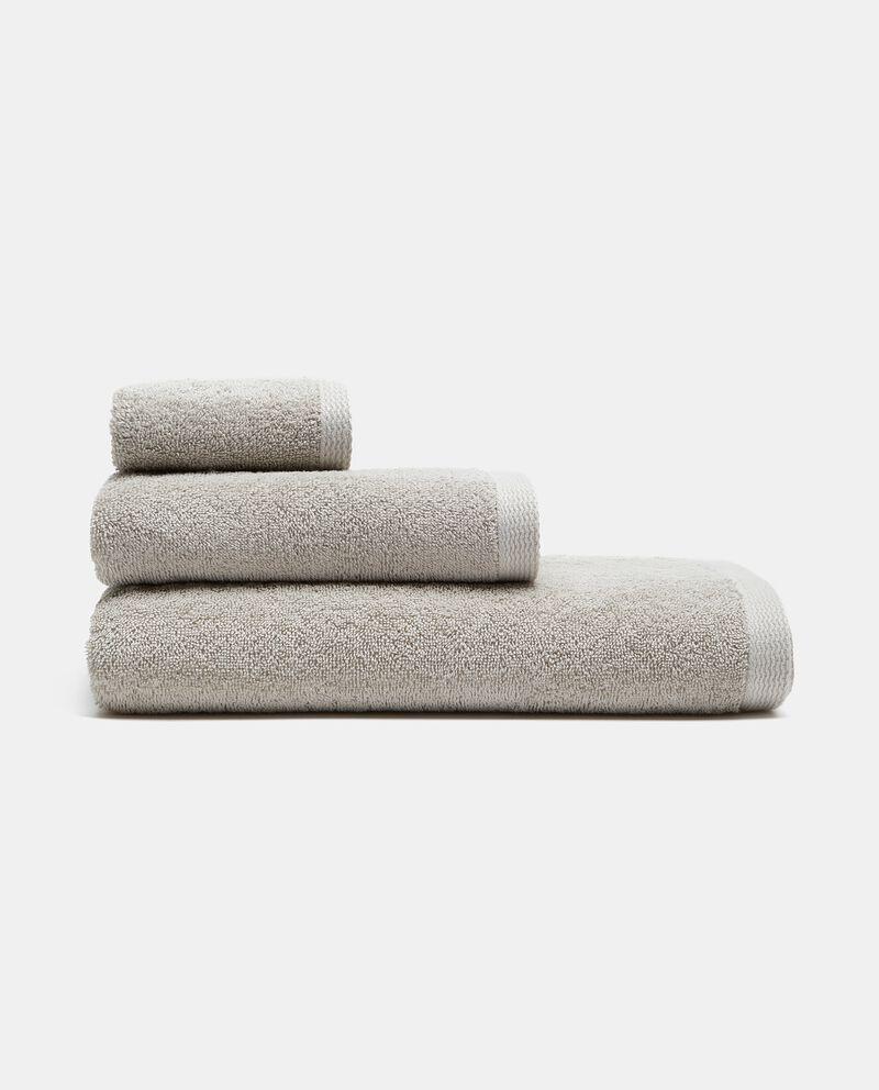 Asciugamano ospite in puro cotone