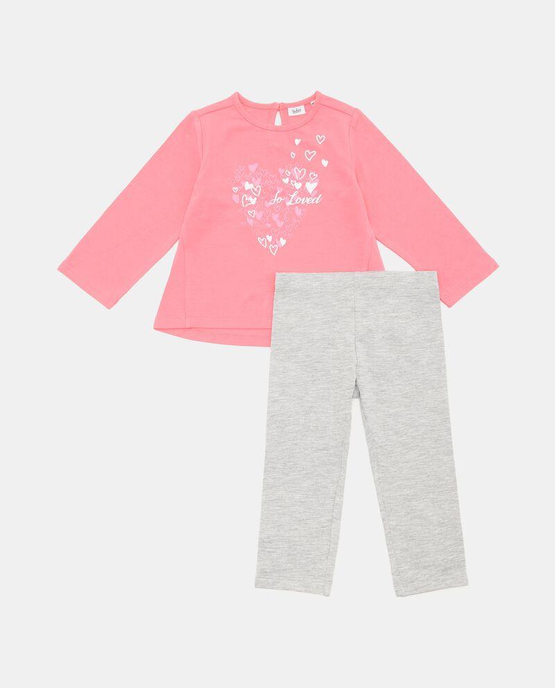 Set con maglia e leggings