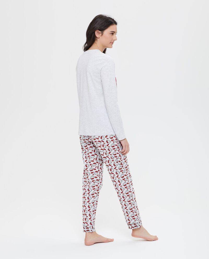 Maglia pigiama mélange Hello Kitty