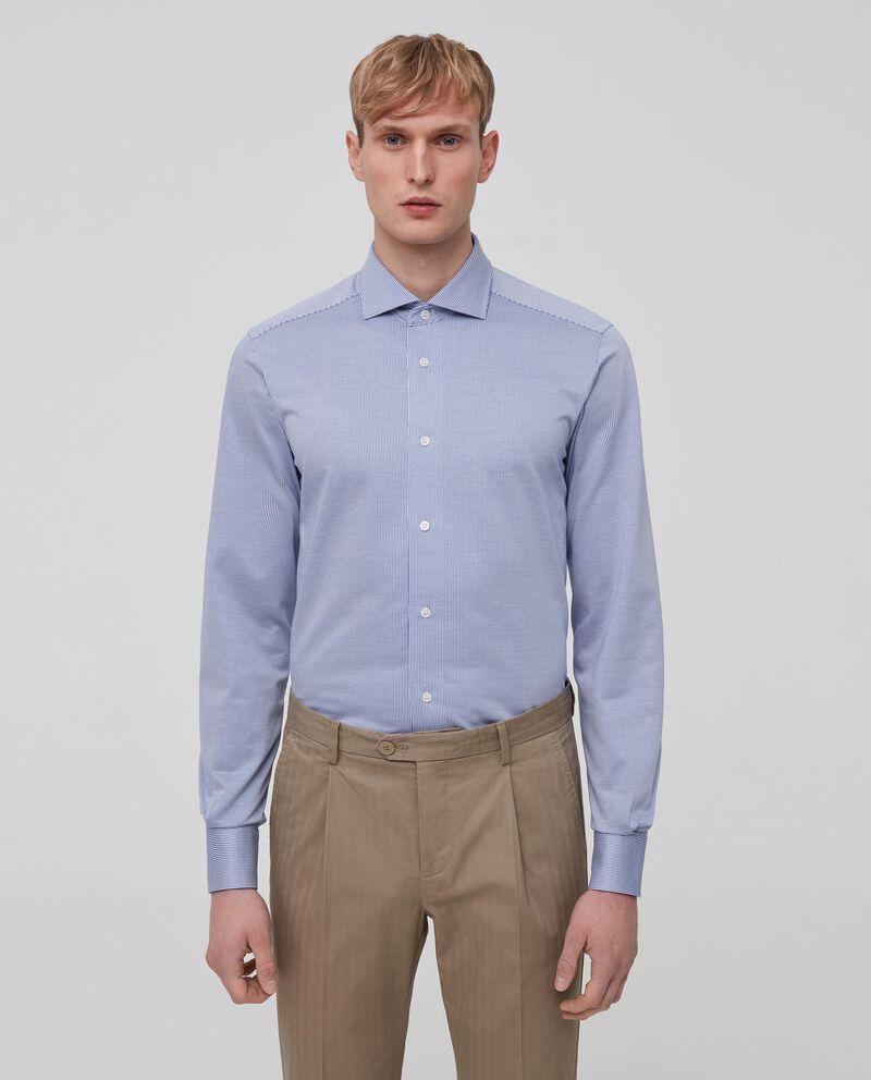 Camicia puro cotone a righe cover