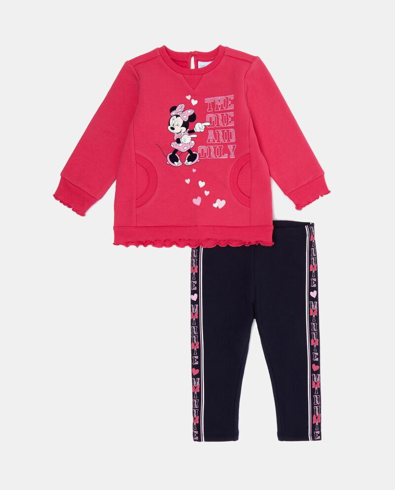 Set jogging Minnie neonata