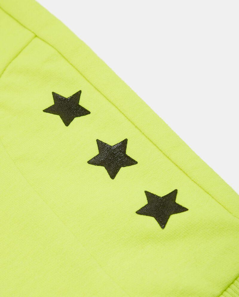 Pantaloni stampati neonato single tile 1