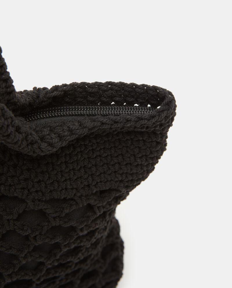 Borsa in crochet donna