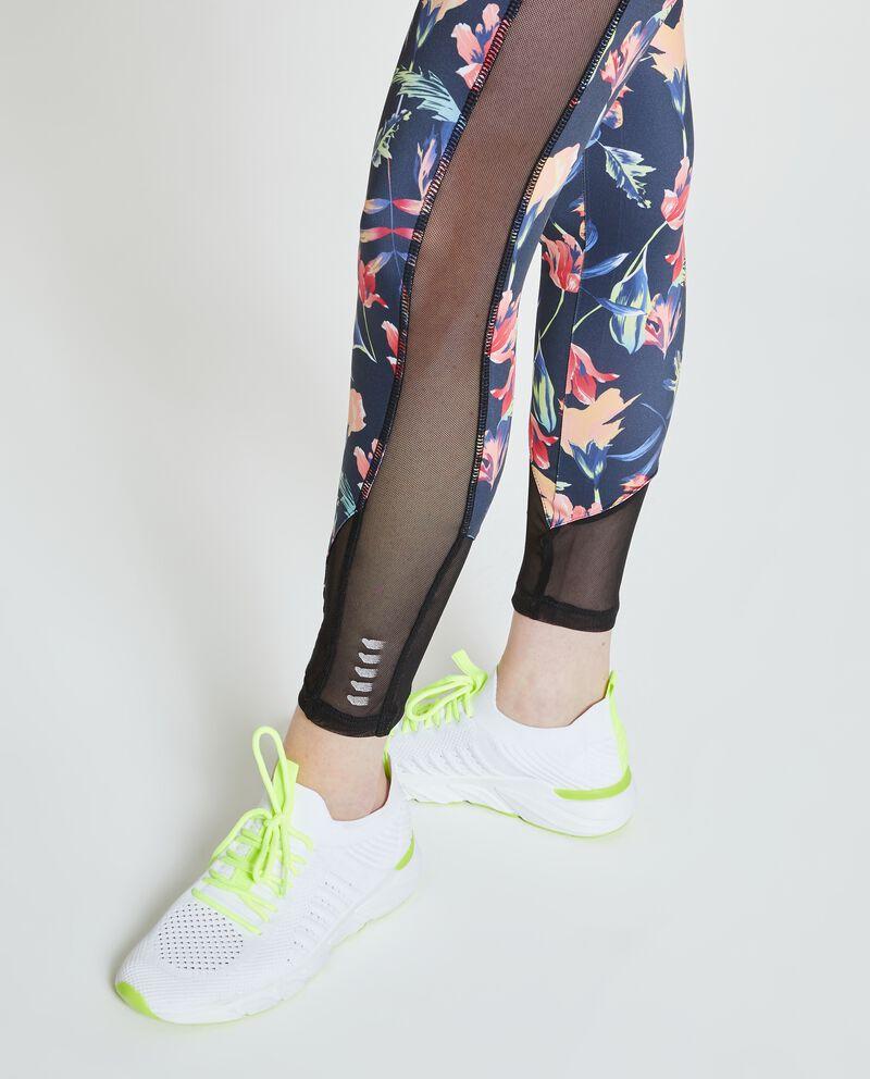 Leggings Fitness in fantasia