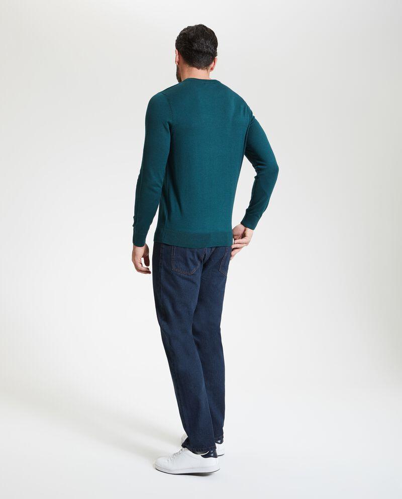 Maglione girocollo uomo