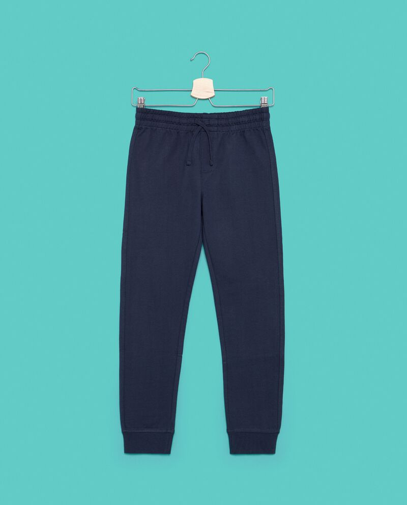 Pantaloni della tuta in tinta unita