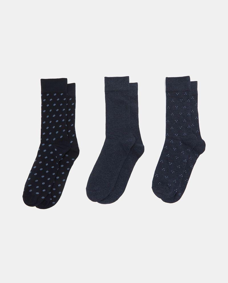 Set di calzini in cotone elasticizzato uomo cover