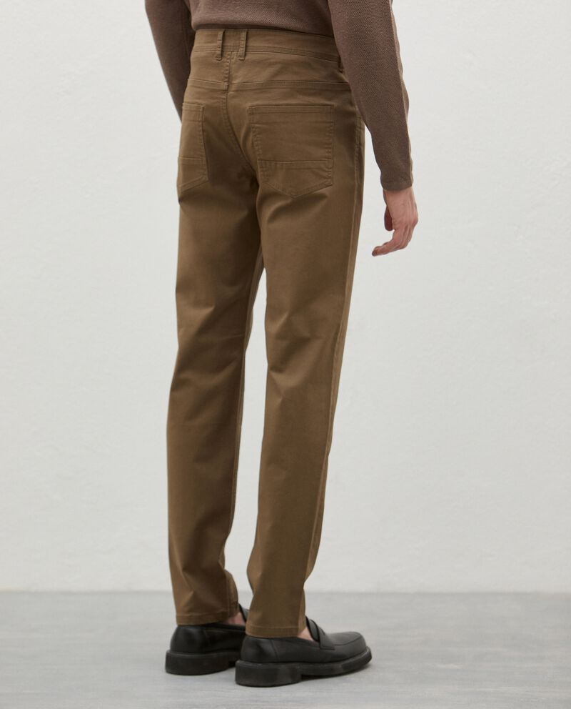 Pantaloni classici cinque tasche uomo single tile 1