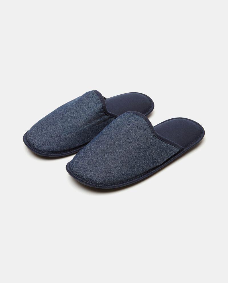 Pantofole mélange uomo