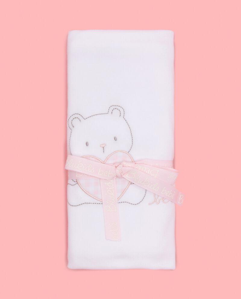 Lenzuolo leggero in puro cotone per bebè