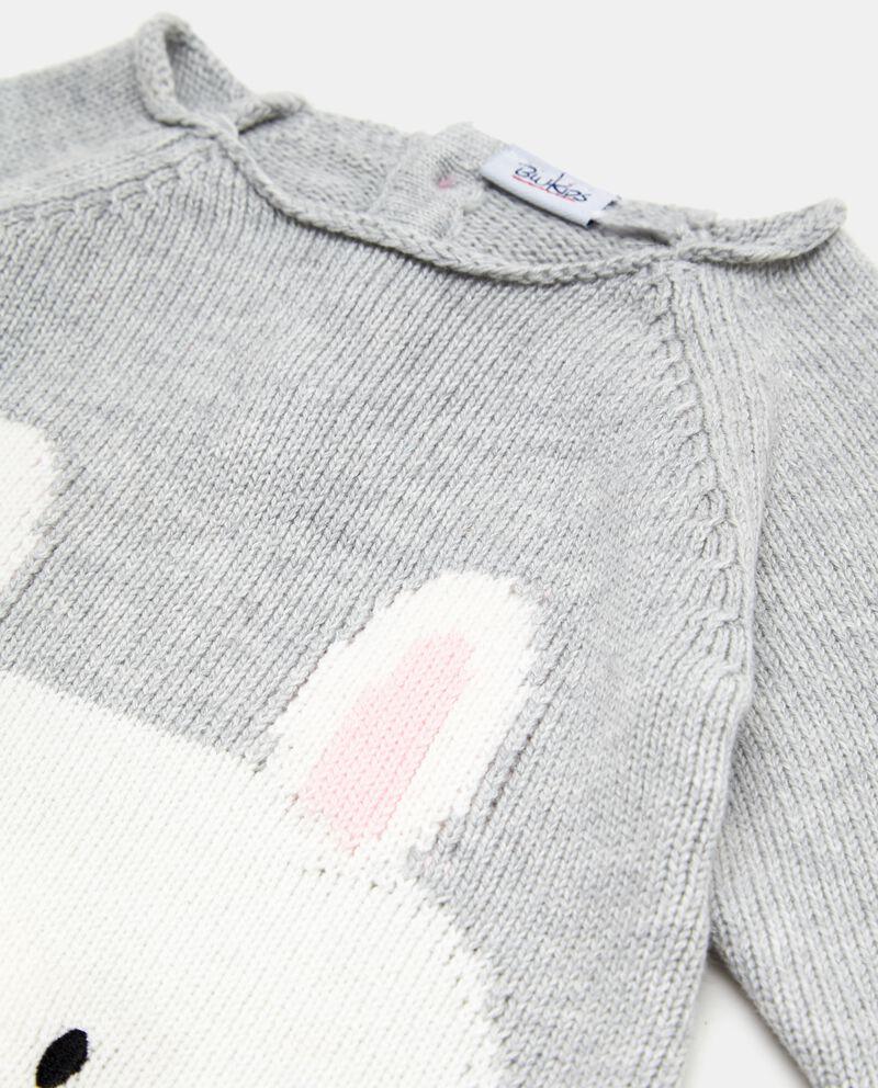 Vestito con ricamo neonata