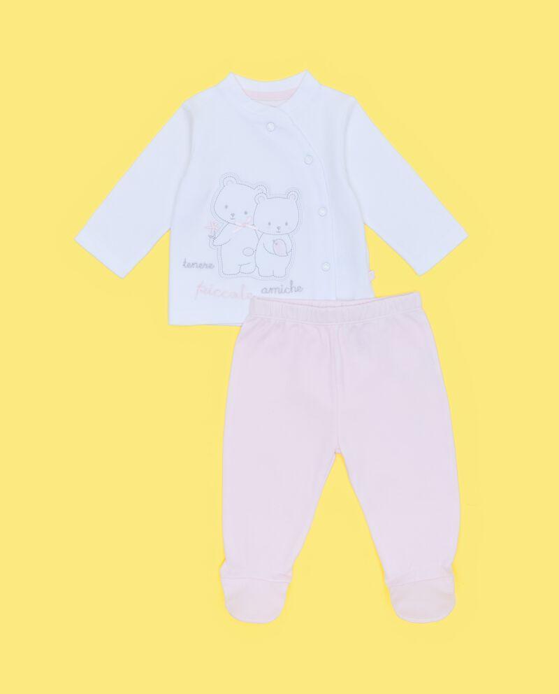 Set neonata puro cotone cover