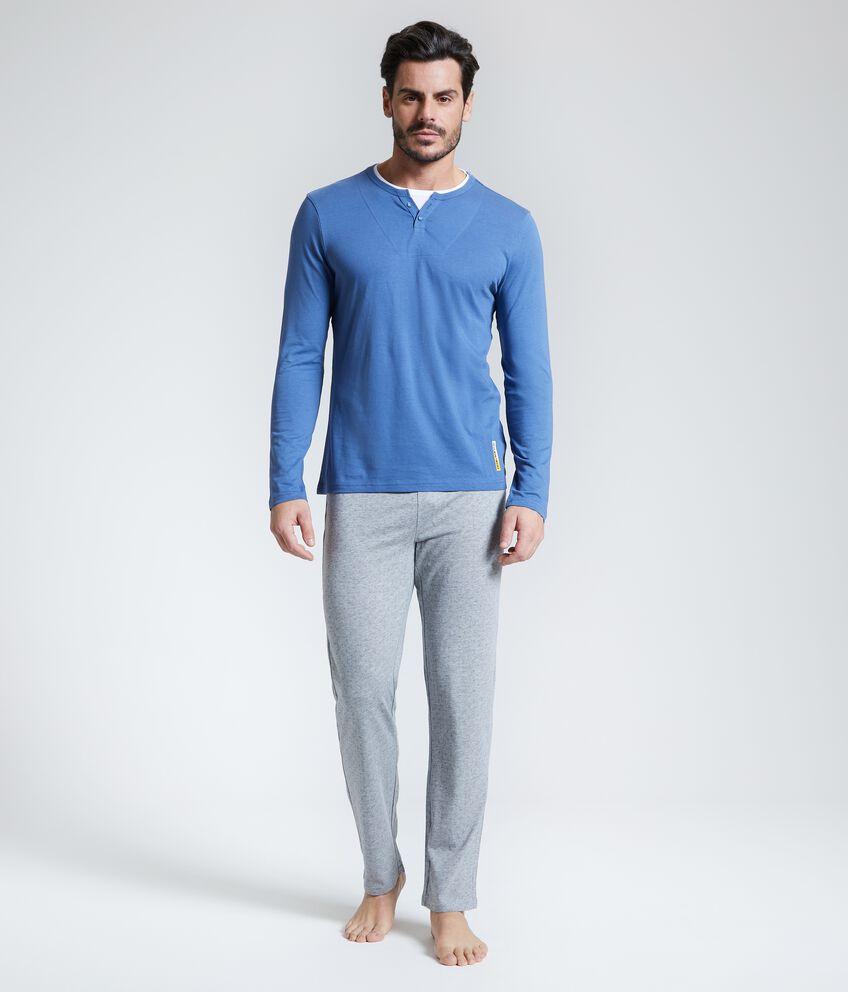 Maglia pigiama uomo