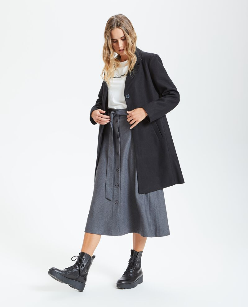 Cappotto maschile donna