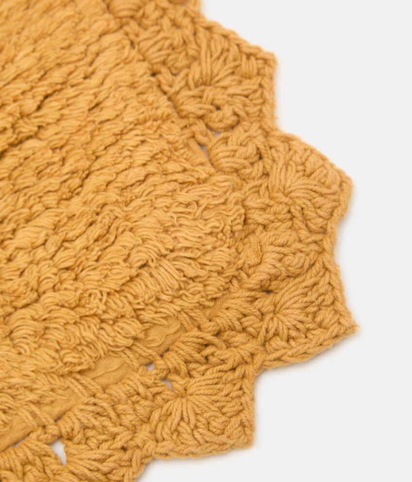 Tappeto bagno lace in puro cotone double 2