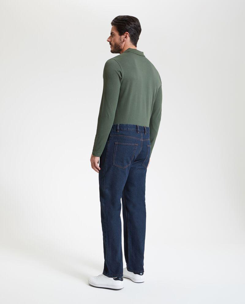 Jeans modello comfort uomo