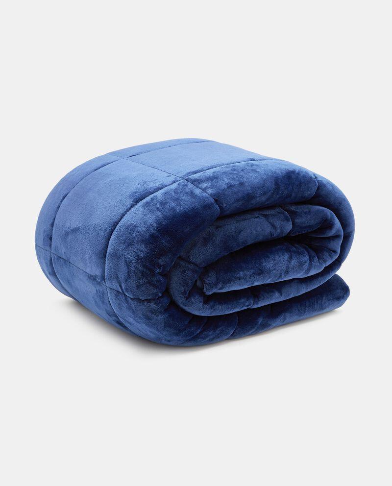 Trapunta fluffy cover