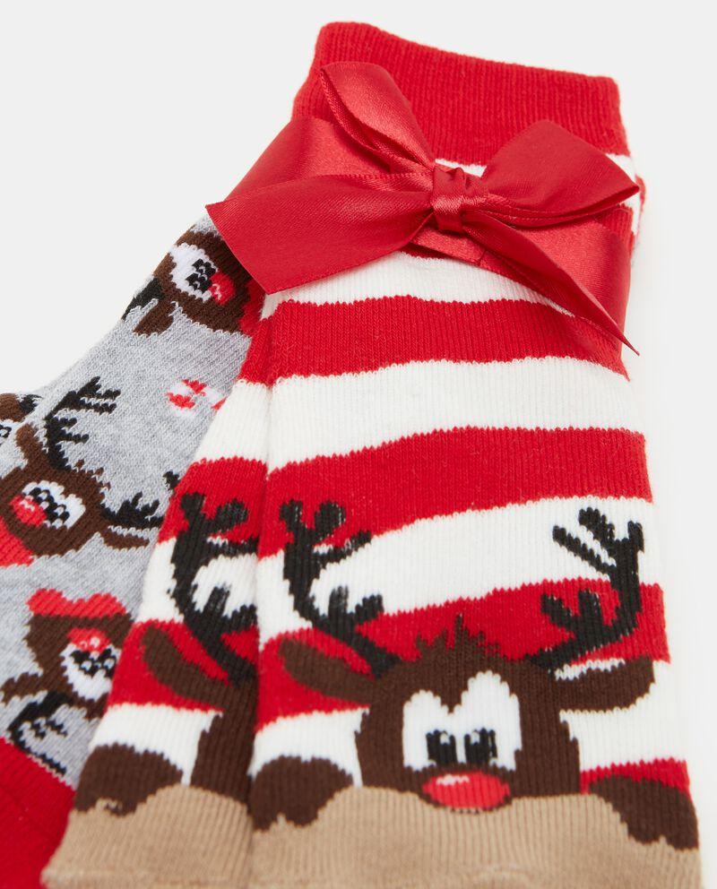 Set calzini natalizi bambino