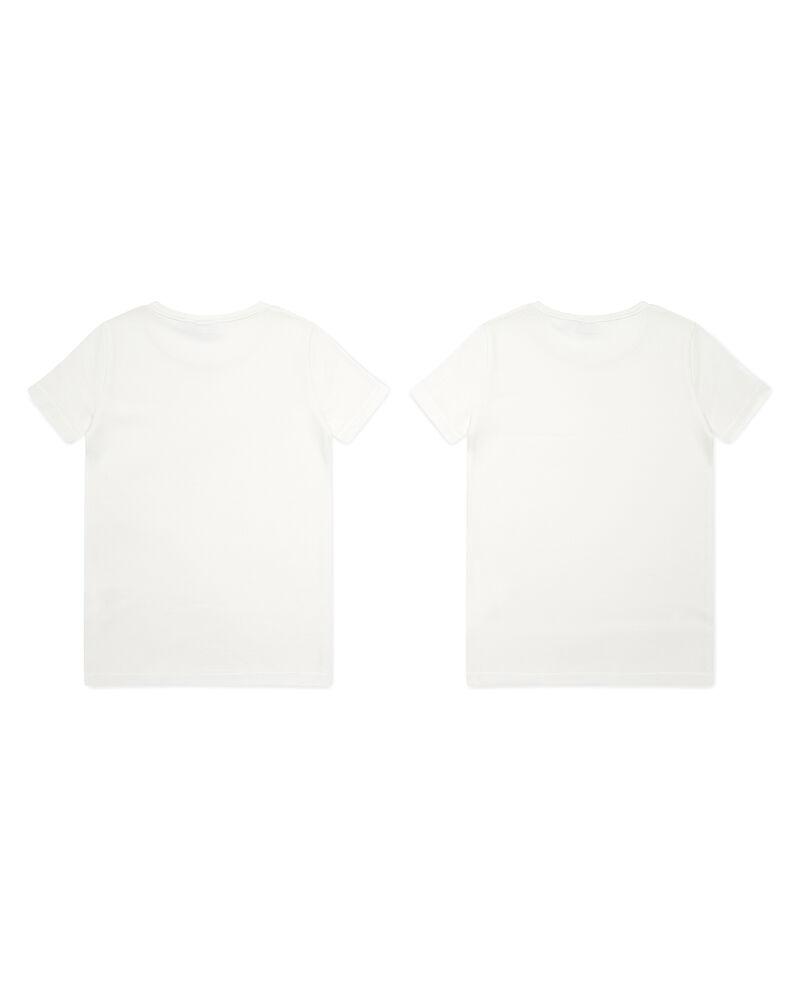 Set due t-shirt intime puro cotone