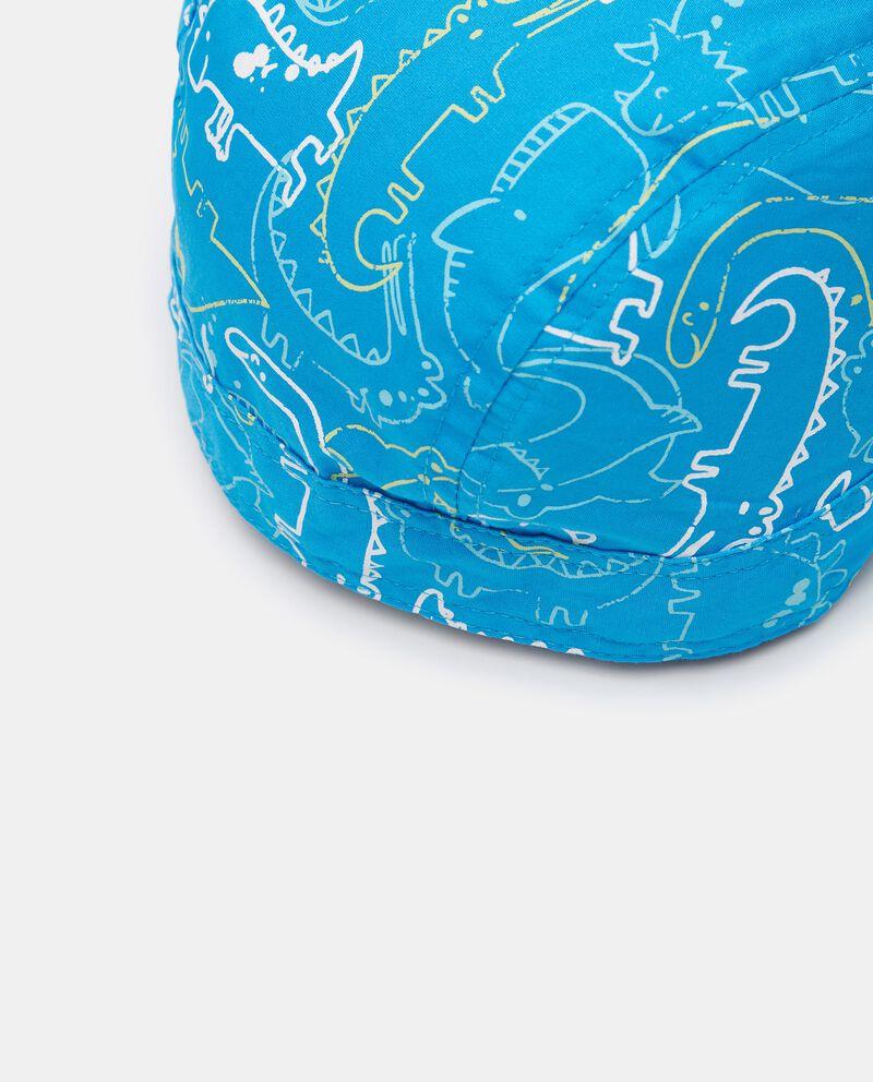 Bandana in popeline stampata neonato single tile 1