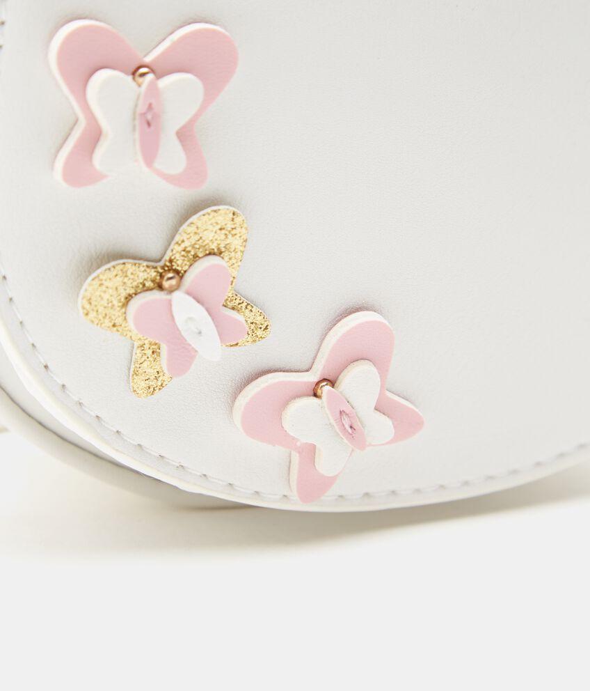 Pochette con farfalle bambina