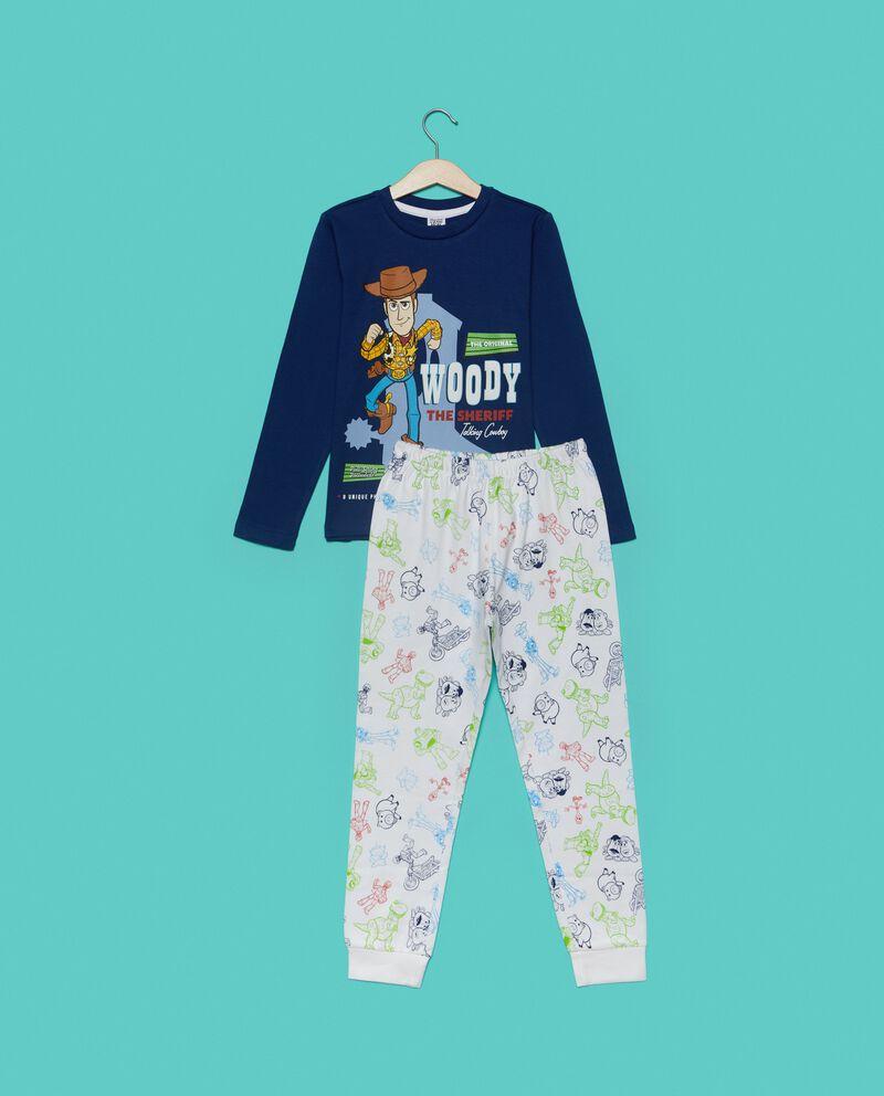 Set pigiama in puro cotone bambino