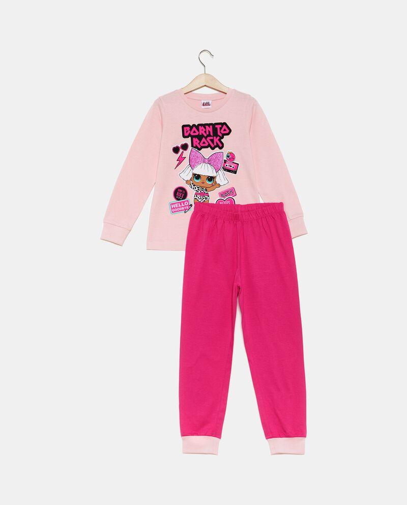 Set pigiama puro cotone bambina