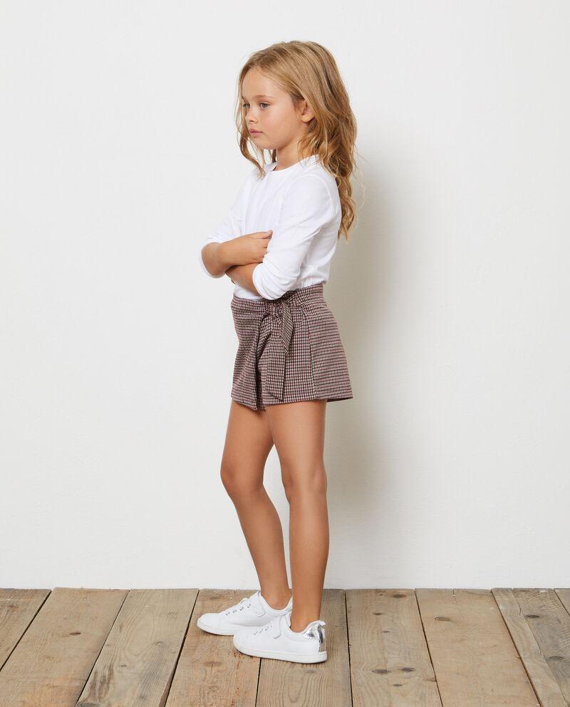 Shorts gonna stretch a micro quadri