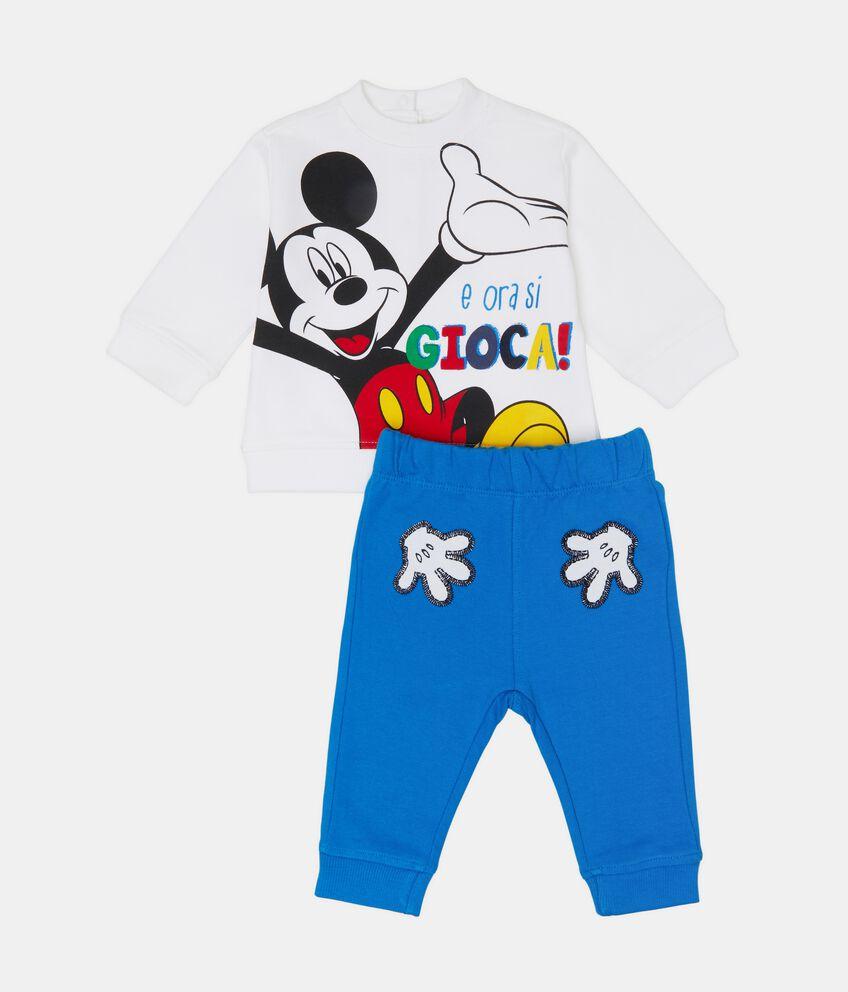 Set jogging Topolino neonato
