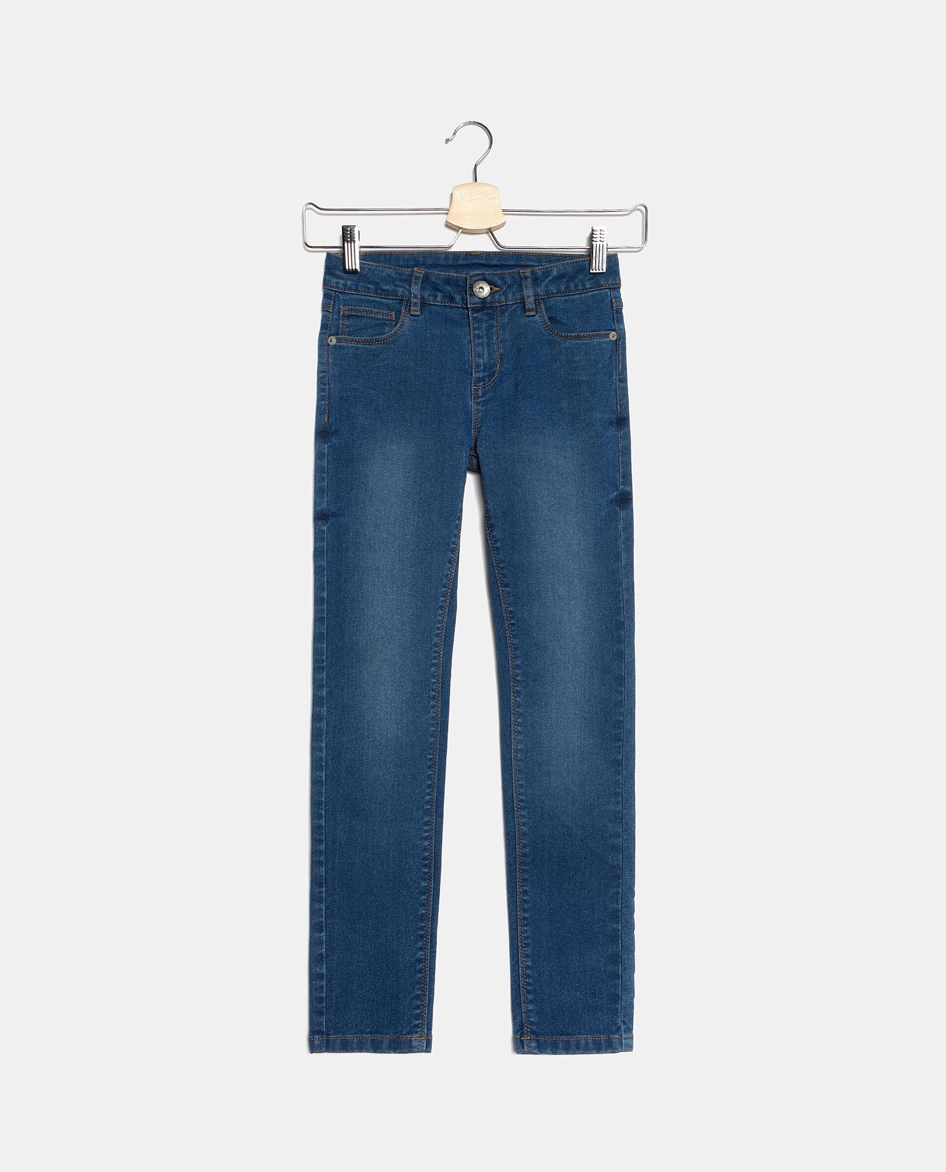 Jeans a cinque tasche ragazza