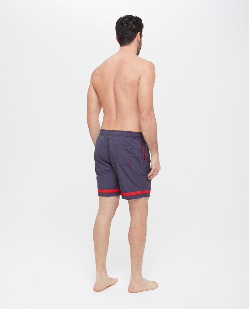 Shorts mare con righe uomo