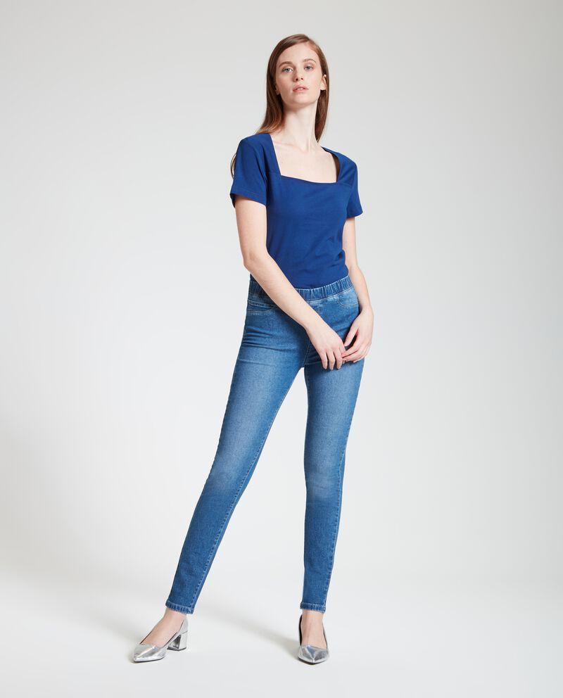 Jeggings skinny fit donna