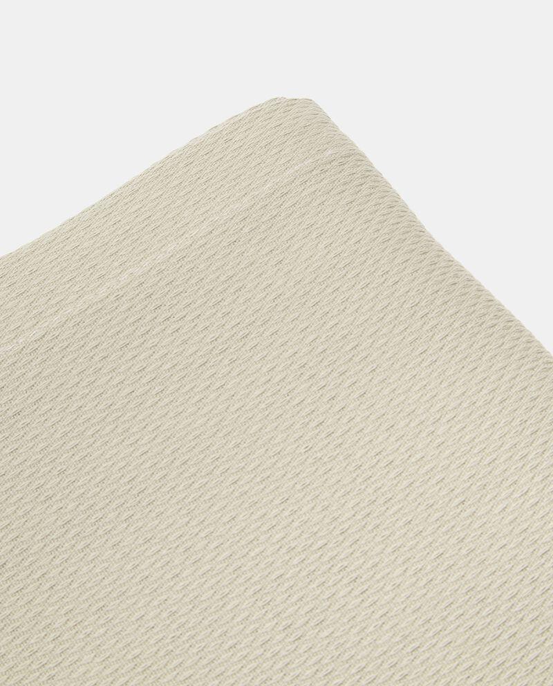 Copriletto di puro cotone