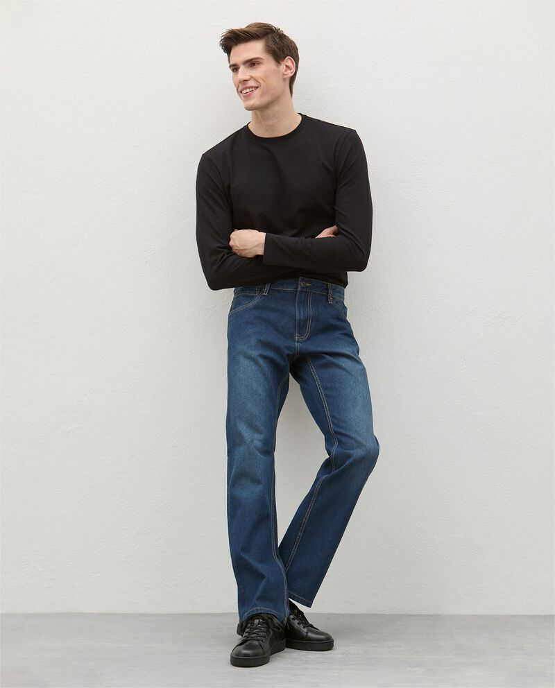 Jeans fit comfort uomo cover