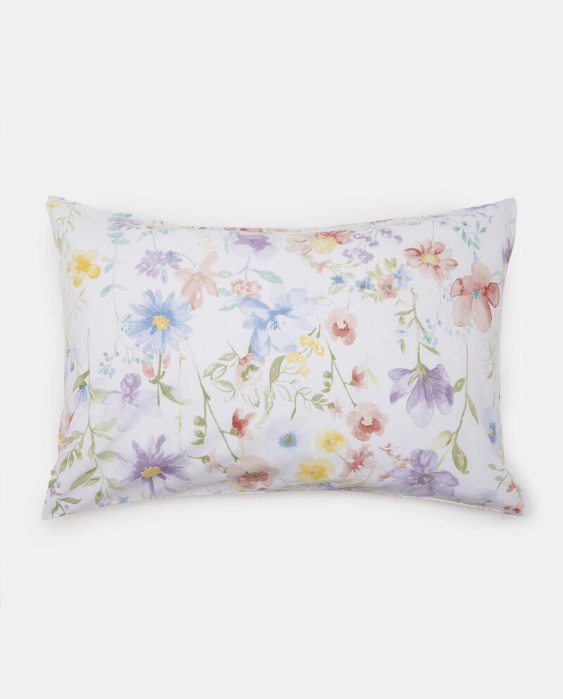 Federa fantasia fiori di papavero