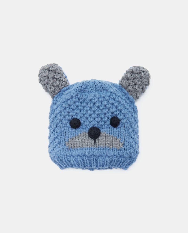 Cappello crochet neonato