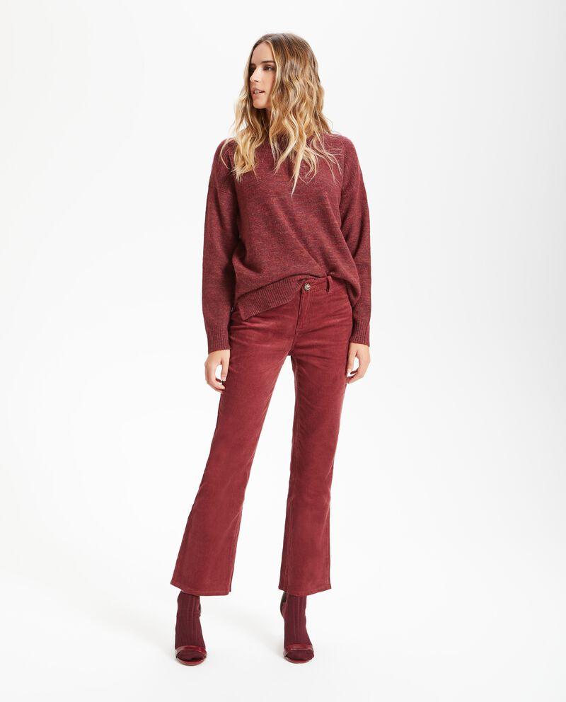 Pantaloni zampa seventy donna