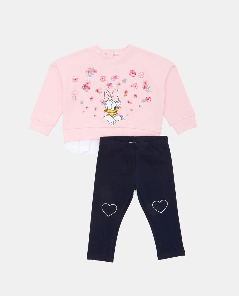 Completino jogging neonata